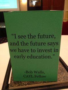 Early Childhood Education speak essays