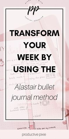 Minimalist Bullet Journal Layout, Monthly Bullet Journal Layout, Bullet Journal Hacks, Bullet Journel, Planner Organization, Self Improvement, Bujo, Productivity, How To Plan