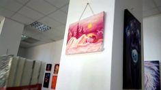 Tablouri de Corina Chirila la galeria de arta T expozitia Casa Muzelor s...