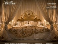 Belloni Bed