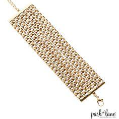Midas Touch bracelet #parklanejewelry