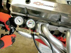 How to do Cylinder Leak Down Testing- Car Craft Magazine