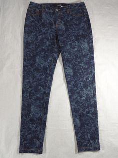 CUT25 by YIGAL AZROUEL blue denim SKINNY women's jeans SIZE 28