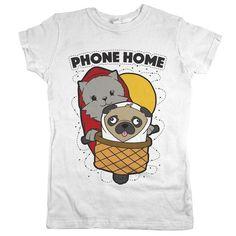 'Phone Home' – Animal Hearted Apparel