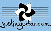 LEARN GUITAR THE J.U.S.T.I.N. WAY - LEARN TO PLAY THE GUITAR with JUSTIN (online lessons & videos) wonderful online guitar course for beginners. But the J.U.S.T.I.N. method is the most effective method and fun available anywhere.  The site includes loads of step-by-step playing lessons, videos, and a systematic learning method.
