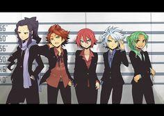 View full-size (1000x708 352 kB.) Anime Guys, Manga Anime, Aliens, Lightning, Ladybug, Stones, Fans, Sketches, Gym