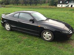 Jazdené Toyota Celica 1990