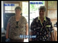 Skinny Fiber worked for me ! Here I am down 52 lbs and many many inches since starting Skinny Fiber. It Works people it works!! I am down 1 diabetic med and 1 blood pressure med... I have just started my 90 day challenge to lose more weight and get healthier