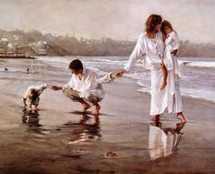 Steve Hanks Holding the Family Together