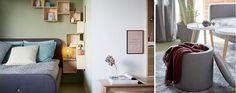 Prekabáťte svoj vlastný zrak. Prinášame 6 jednoduchých nápadov, ako zariadiť malý byt tak, aby pôsobil priestrannejšie. 1. Umiestnite zrkadlo oproti oknu Najlepším trikom, ako vytvoriť dojem väčšieho priestoru, je umiestniť zrkadlo oproti oknu. Svetlo sa v zrkadle odrazí a vytvorí tak ilúziu druhého okna. 2. Položte zrkadlo za lampu Ďalším tipom je položenie zrkadla za lampu alebo iný zdroj svetla. Svetlo z lampy sa v zrkadle odrazí do miestnosti, pričom izba bude pôsobiť väčšie. Použiť môže