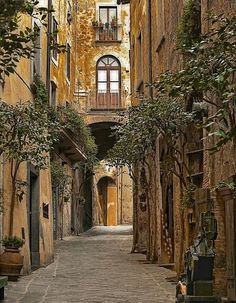 Street of Florence, Italy