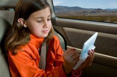 Heel veel ideeen om kinderen bezig te houden in de auto