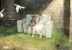 La felicidad en los videojuegos ~ La Fortaleza de LeChuck