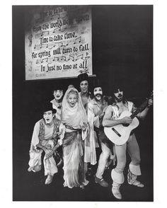 "Irene Ryan ""Pippin"" Ben Vereen Stephen Schwartz Bob Fosse 1972 Press Photo   eBay"
