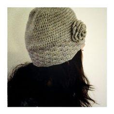 virkad mössa mönster crochet Crotchet, Crochet Crafts, Crochet Clothes, Diy And Crafts, Winter Hats, Crochet Patterns, Beanie, Knitting, Handmade