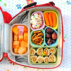 a pretty cool life.: lunch ideas