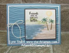 Waterfront Beach http://www.starzlstamps.com/2018/03/more-waterfront-stamp-set-cards-a-must-have-set.html