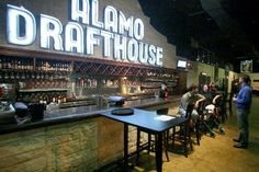 The Alamo Drafthouse in Austin, TX | The 13 Coolest Movie Theaters In The World