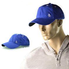 http://www.ebay.com/sme/imagestudio714/Save-5-for-every-50-you-spend/so.html?_soffid=5001690300&_sid=2054254 | Penguin Original Musungwear Hat Mens Jersey Lid Baseball Cap One Size NEW #Penguin #BaseballCap