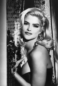Love you, Anna Nicole!