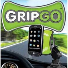 GripGo универсальное крепление автомобильного телефона