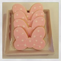Minnie cookies Les Enfants