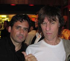Mi5 Recordings Release with Jeff Beck. Ted Mason's label, mine, Modern English has nothing on me Jeff Beck kicks ur a.....!