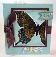Mojo Monday Swallowtail Elegance « Create with Ingrid