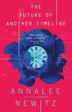 by Annalee Newitz.From Annalee Newitz, founding editor of comes a story of time travel, murder, and the lengths we'll go to protect the ones we love. Fiction And Nonfiction, Fiction Books, Date, New Books, Good Books, Real Horror, Amy Acker, Wil Wheaton, Chicago Travel