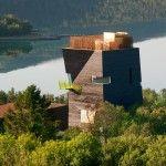 Knut Hamsun Centre by Steven Holl Architects 001