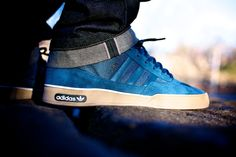"Adidas Ciero Mid ""Dark Steel"""