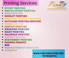 Leaflet Printing, Catalog Printing, Stationery Printing, Flyer Printing, Printing Press, Printing Services, Digital Marketing Business, Online Marketing, Website Analysis