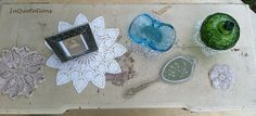 What in the world do you get Grandma for Christmas this year?  How about some vintage handmade doilies??