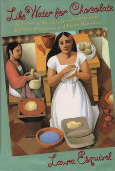 #Books #LikeWaterForChocolate #Latin