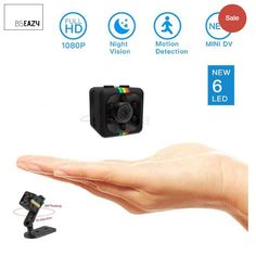 Awesome mini camera HD for everyone! Hidden Spy Camera, Small Camera, Camping Survival, Camcorder, Outdoor Handy, Samsung Handy, Portable Vacuum Cleaner, Home Camera