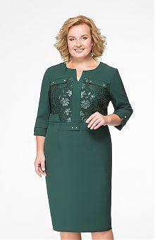 ebcd1440fd88cd6 Одежда больших размеров · Купить платье зеленого, бирюзового, изумрудного,  мятного и оливкового цвета в интернет-магазине