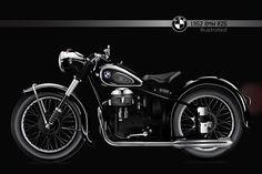 Bobber Bikes, Bmw Motorcycles, Vintage Motorcycles, Custom Motorcycles, Custom Bikes, Cassette Vhs, Bmw Motors, Motorbike Design, Classic Bikes