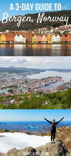 3 Days in Bergen, Norway: A Perfect Itinerary - #Bergen #Days #Itinerary #norway #Perfect