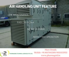 Why installing air handling unit in healthcare sector? Know the features. Contact: +91 8017002189 | 9051322674