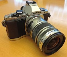 First Look: Olympus's Retro OMD-EM5 from Adorama Learning Center