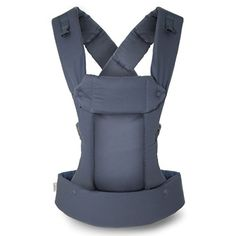 Beco Gemini Baby Carrier  Rated really highly and can be worn lots of ways. Cool colors and styles, plus it puts baby's hips in the right place.