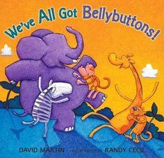 bfc41078d352dd We ve All Got Bellybuttons! by David Martin