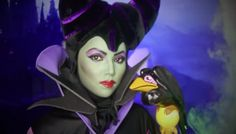 Pin for Later: Mom Was Wrong: You Can Grow Up to Look Like a Disney Princess Maleficent From Sleeping Beauty