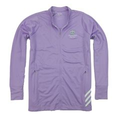 Adidas Womens Climalite 3 Stripe Full Zip Jacket from #GreatSkyGifts