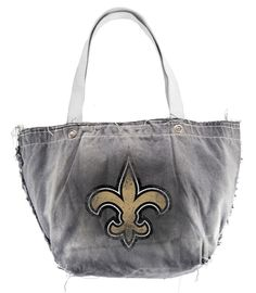 New Orleans Saints Vintage Tote