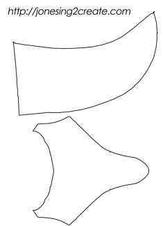 Halloween costume flamingo hat stuff to do with my kids flamingo beak patterng 25473507 pronofoot35fo Images