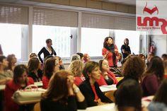 La Valigia Rossa presente durante la conferenza dell'ISC ( Istituto di Sessuologia Clinica)