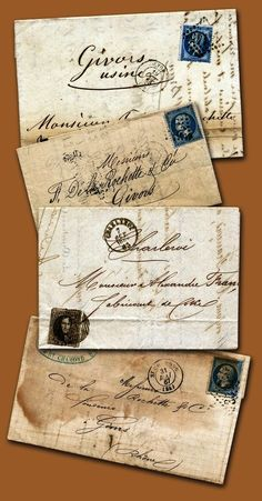 Old letters discovered. What secrets could they protect? #HerLetters
