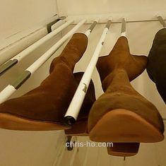 Gjenbruk...? - Fra kosekroken - Chris-Ho.com Clothes Hanger, Chelsea Boots, Hangers, Hanger Hooks, Coat Stands