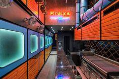 Pitulka Eatery , Athens, 2014 - Triopton Architects